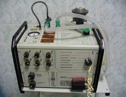 Аппарат искусственной вентиляции лёгких